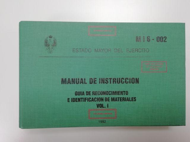 Manual de Instrucción. Guía de reconocimiento e id