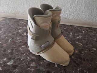 botas de esquí vintage Star wars