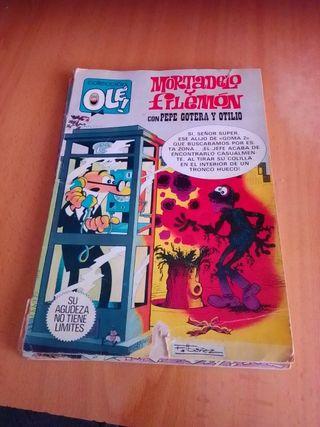 Intercambio comics