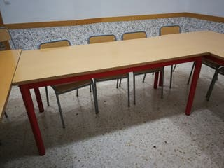 Mesas de Aula en Buen Estado