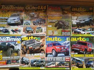 30 revistas 4x4 todoterreno