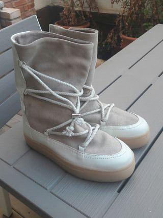 Botas Zara talla 36