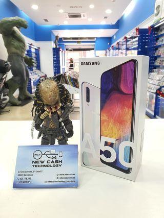 SAMSUNG GALAXY A50 128GB WHITE PRECINTADO