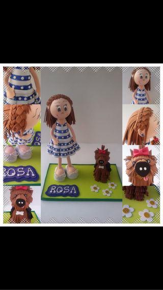 Fofuchas, handmade