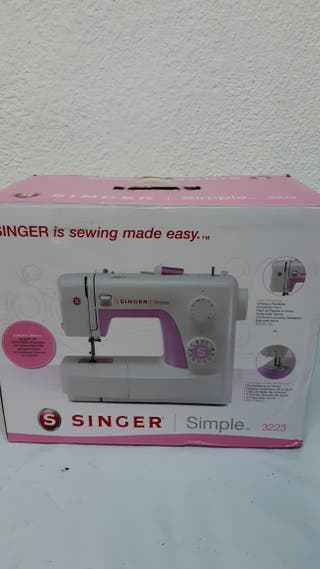 Maquina de coser Singer 3223 Simple