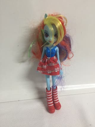 Muñeca My little Pony 457