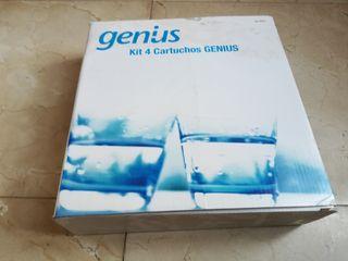 Purificador de agua Osmosis Inversa Genius