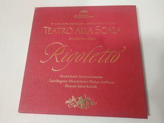 Triple Vinilo Giuseppe Verdi - Rigoletto