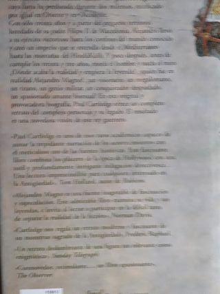 ALEJANDRO MAGNO-BIOGRAFÍA