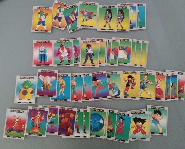 Cartas Dragon Ball Colecciones Este