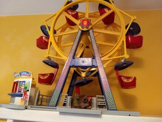 Noria parque atracciones Playmobil