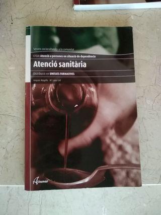 Llibre atencio sanitaria