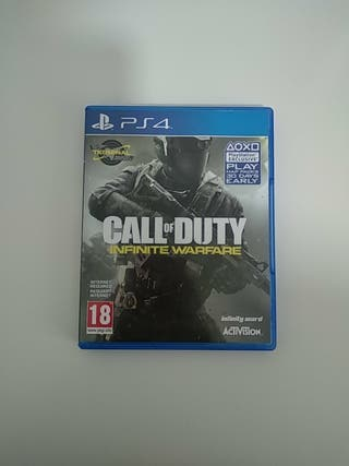 Cod IW Ps4