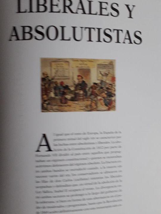 HISTORIA DE ESPAÑA ILUSTRADA