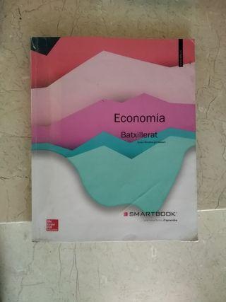 Llibre economia batxillerat