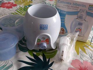 Calienta biberones para bebés