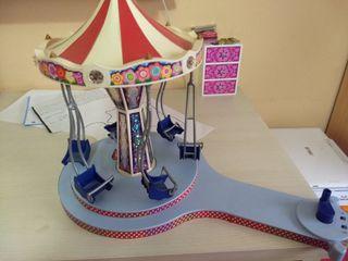 Sillas voladoras Playmobil