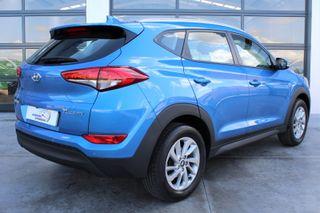 Hyundai Tucson 1.7 CRDi 115cv BD Klass Nav 4x2