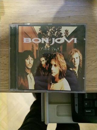 CD Bon Jovi Thease Days