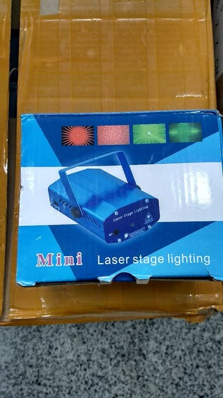 LASER STAGE LIGHTING PROYECTOR
