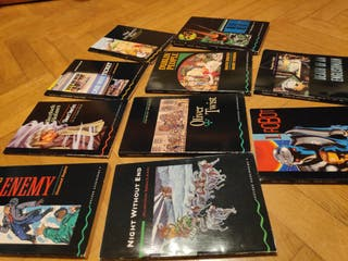 10 libros cortos en inglés
