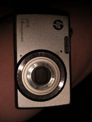 Camara de fotos HP S510