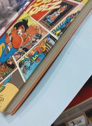 Libro Super Lopez grande
