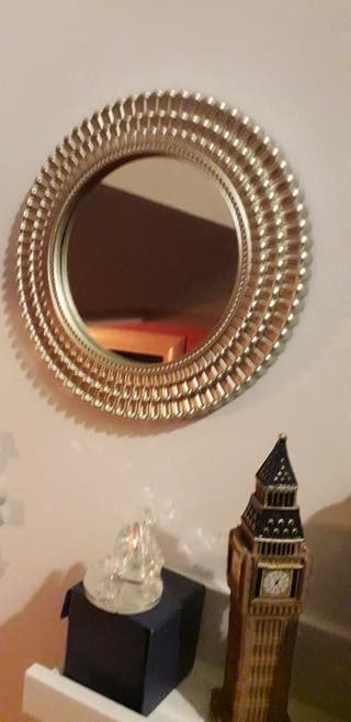 espejos pequeños