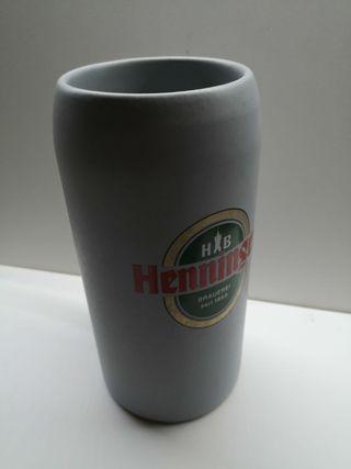 jarra cerámica cerveza