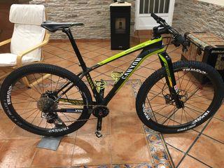 Bicicleta de montaña 29, 11v , talla M