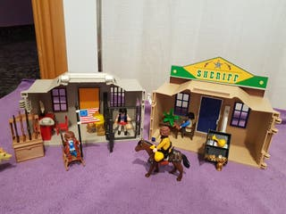 Oficina playmobil