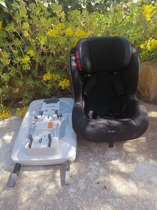 sillas del coche be cool