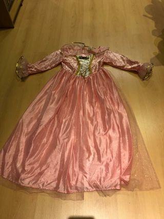 Vestido Barbie Princesa y Doncella