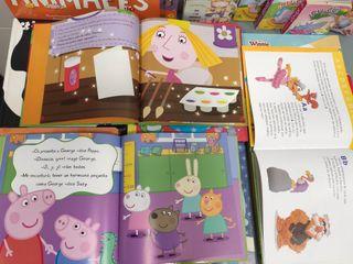 Lote de 10 libros infantiles