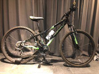 Bici Monty. Mountain bike.