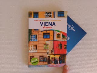 "Guía ""Viena de cerca"" de Lonely Planet"