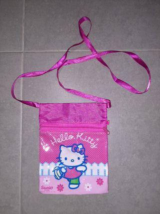 Bolso-bandolera Hello Kitty nueva