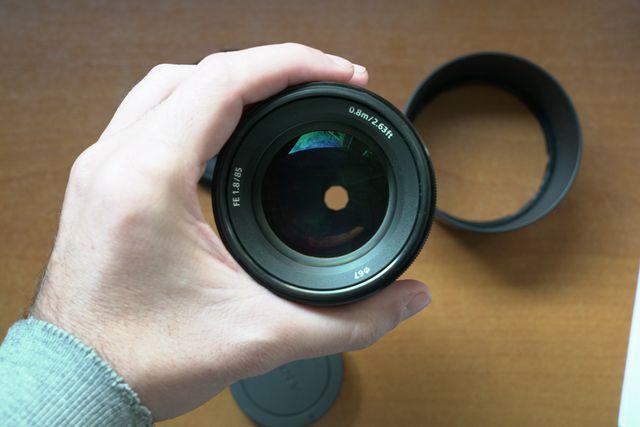 (VENDIDO) Vendo/Cambio 85 mm 1.8 Sony E-Mount - 380€ en Camaras y Objetivosi1169972216