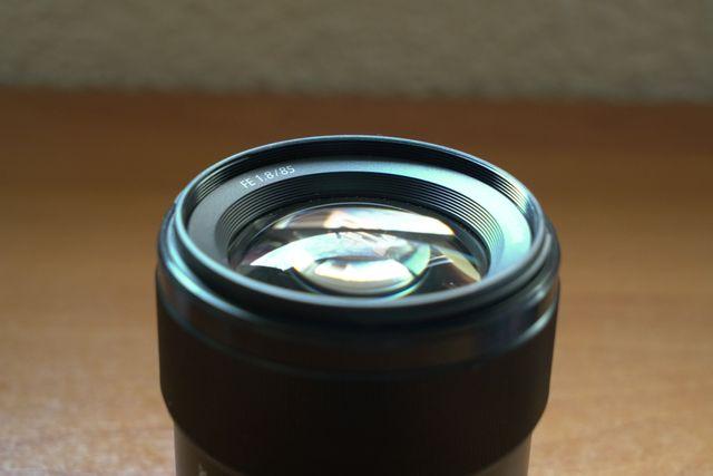 (VENDIDO) Vendo/Cambio 85 mm 1.8 Sony E-Mount - 380€ en Camaras y Objetivosi1169976122