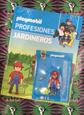 PLAYMOBIL PROFESIONES JARDINERO