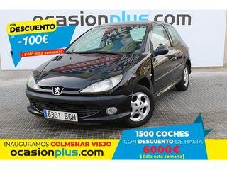 Peugeot 206 1.4 XS 65kW (90CV)