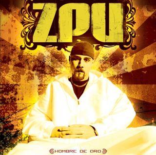 ZPU - Hombre de Oro - CD