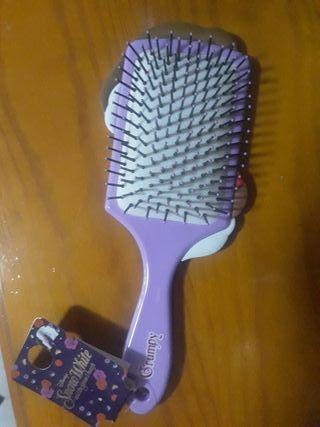 cepillo pelo gruñon disney