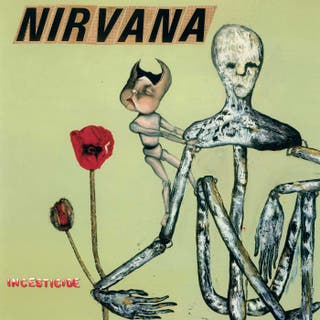 Nirvana - Incesticide - 2LP