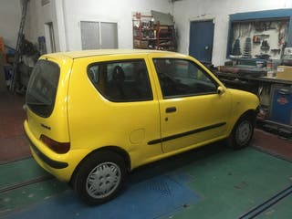 Despieze completo de Fiat seicento
