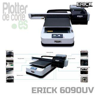OFERTA nueva impresora UV mesa de impresion Erick