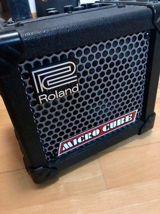 Micro Cube Amplificador