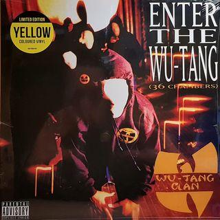 Wu-Tang Clan-Enter The Wu-Tang (36 Chambers) - LP