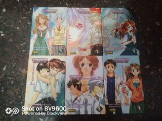 comics manga neo genesis evangelion iron maiden