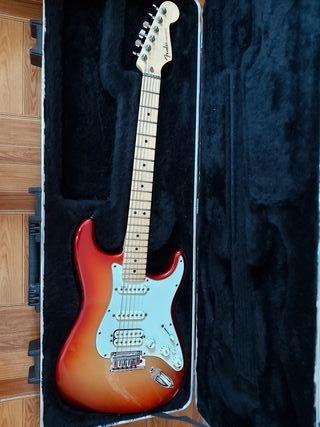 Guitarra eléctrica fender stratocaster